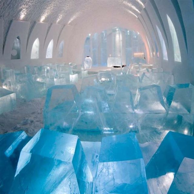 Ice Hotel forced to install Fire Alarms (4)