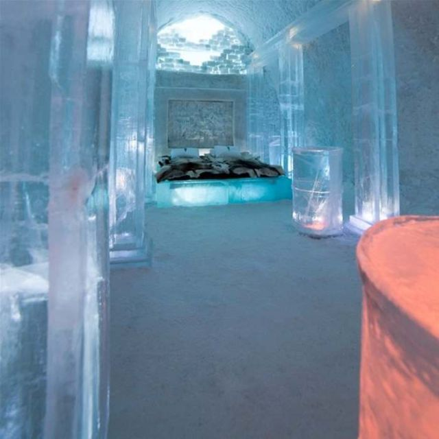 Ice Hotel forced to install Fire Alarms (2)