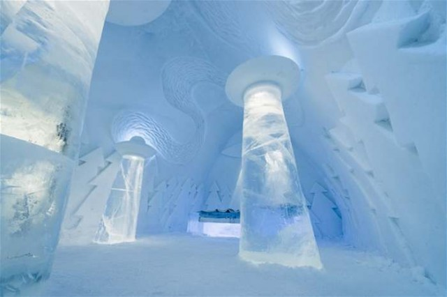 Ice Hotel forced to install Fire Alarms (1)