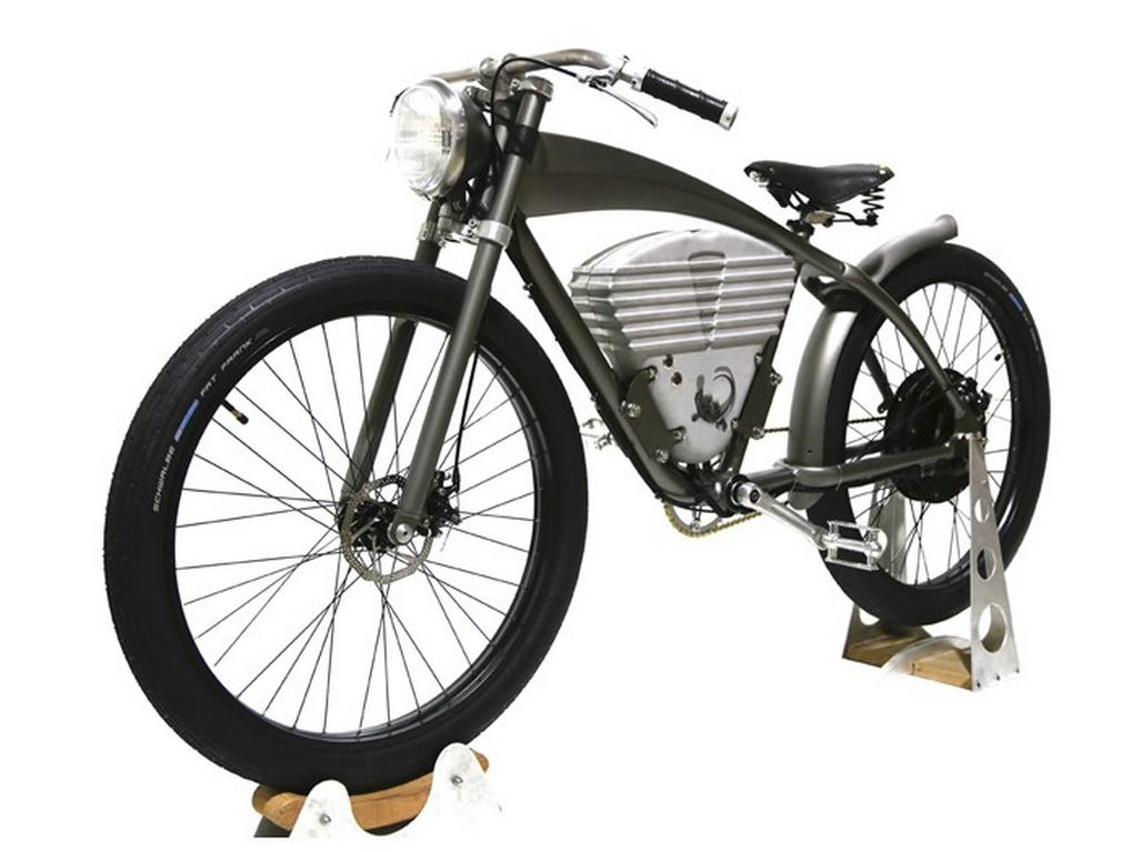 Icon E Flyer Electric Bike Wordlesstech