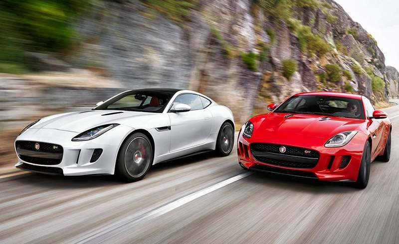 Jaguar F-Type Coupe 2015 (6)