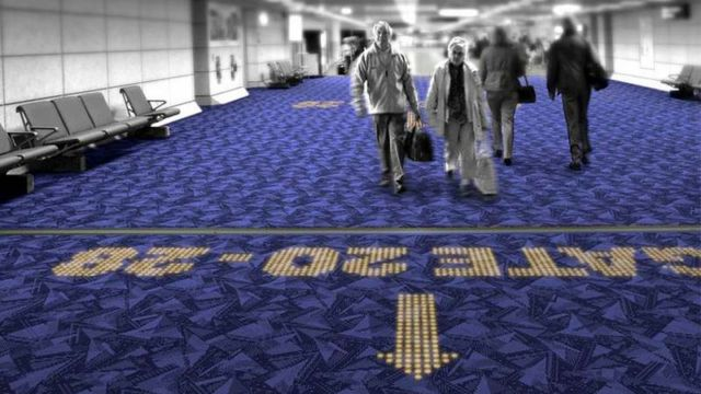 LED Carpets will show the way in Airports (4)