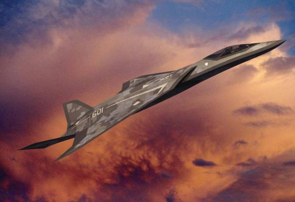 Laser Weapons on Next Generation Fighters