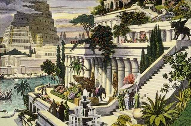 Mystery of missing Hanging Gardens of Babylon solved 1