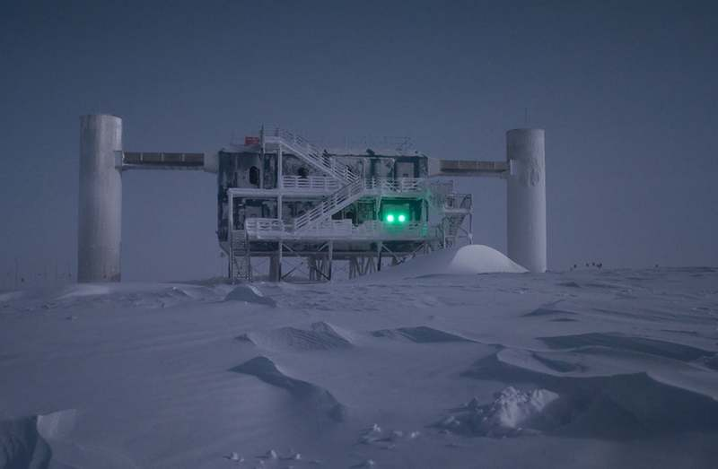 Neutrino Detection leads to a new Picture of the Universe