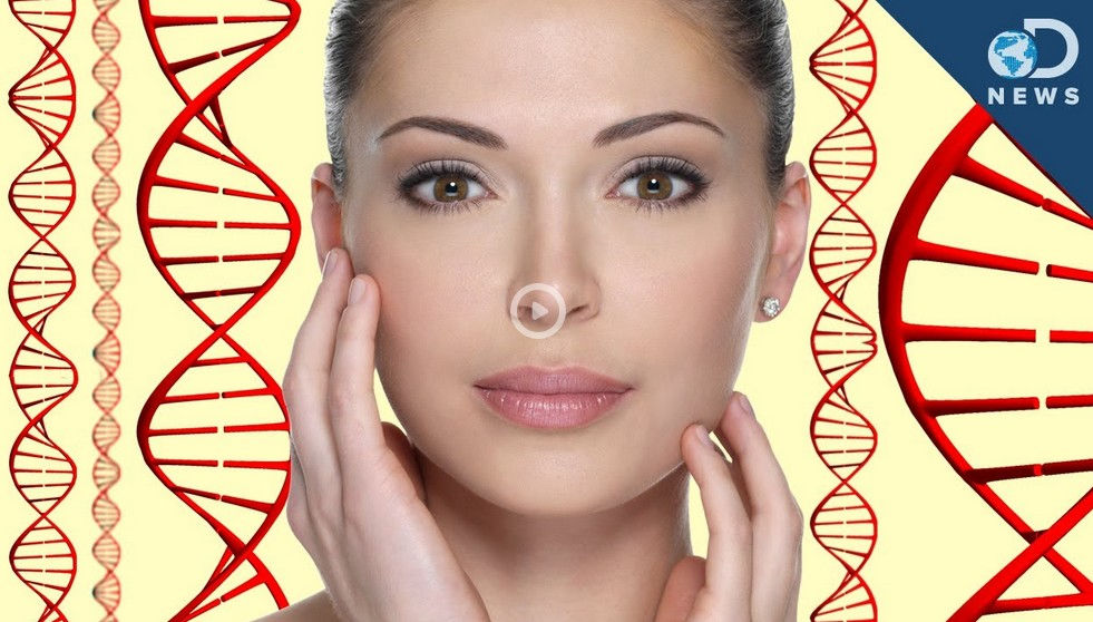 Our Face is made of Junk DNA
