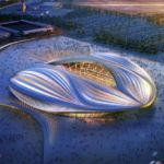 Qatar 2022 FIFA World Cup Stadium by Zaha Hadid