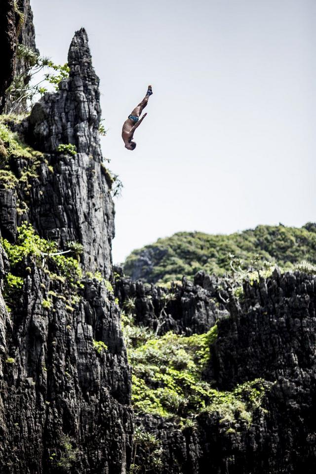 Red Bull Cliff Diving World Series 2013 (5)