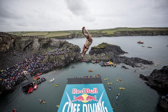 Red Bull Cliff Diving World Series 2013 -8