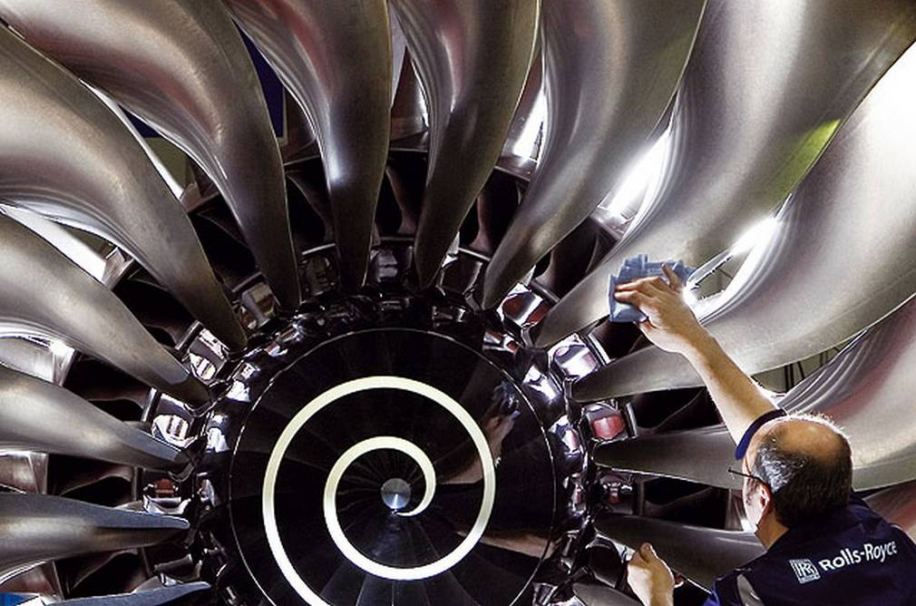Rolls-Royce to 3D print its Airplane Engine Parts (3)