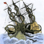 Sea monster Kraken existed?