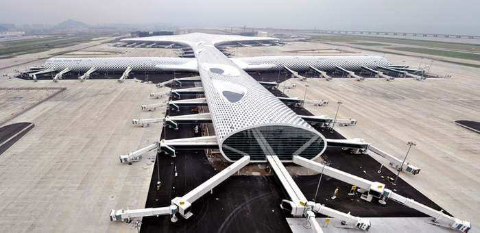 Shenzhen Bao'an International Airport by Studio Fuksas (11)
