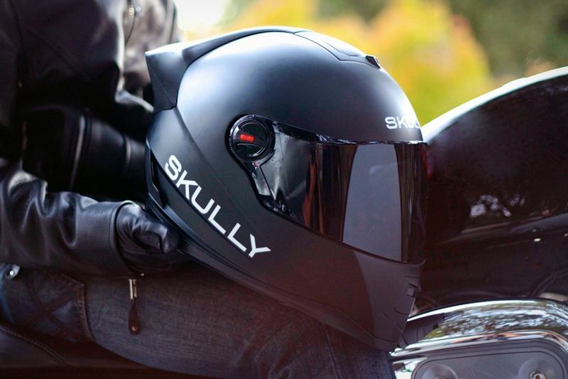 Skully Heads Up Display Helmet (3)