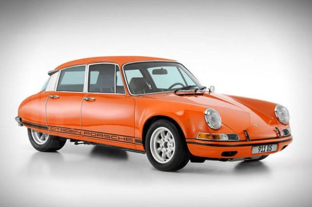 The Perfect Car- Porsche Citroen 911 DS 1
