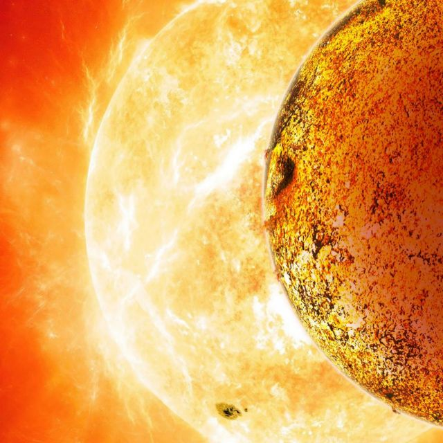The first Earth-sized Rocky Planet  3