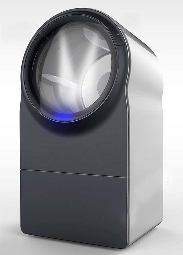 The future of washing machine 1