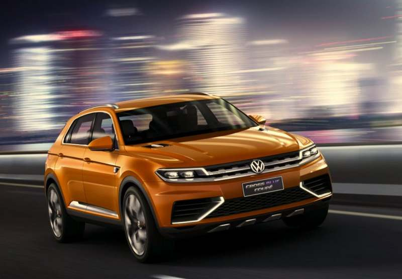 Volkswagen CrossBlue Coupe concept (14)