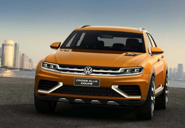 Volkswagen CrossBlue Coupe concept (13)