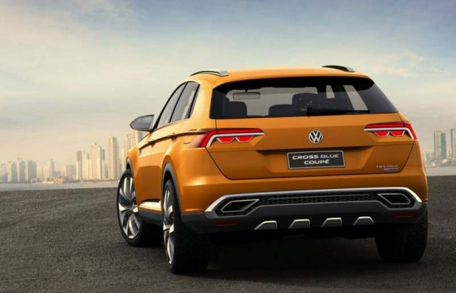Volkswagen CrossBlue Coupe concept (12)