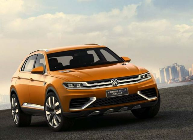 Volkswagen CrossBlue Coupe concept (10)