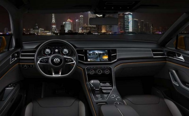 Volkswagen CrossBlue Coupe concept (8)