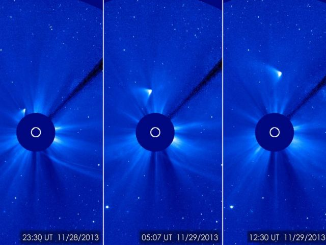 Zombie Comet ISON may have Survived  1