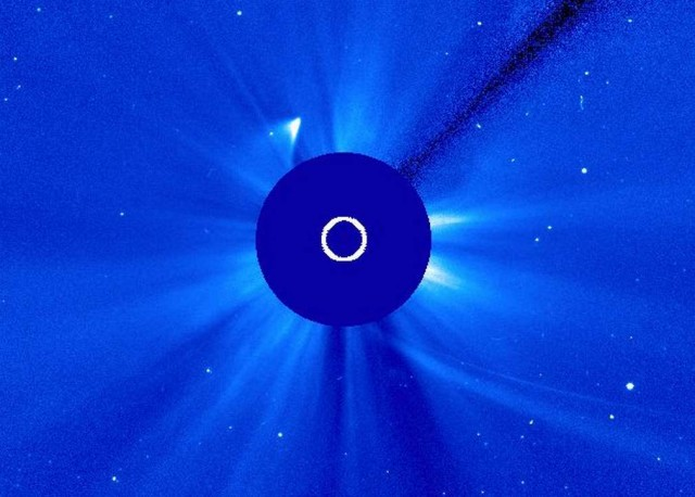 Zombie Comet ISON may have Survived 2