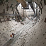 A Big unknown Object Blocks Bertha
