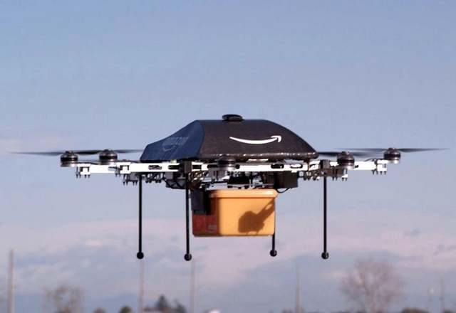 Amazon Prime Air 30 min delivery 1