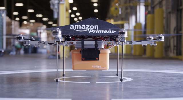 Amazon Prime Air 30 min delivery 2