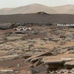 Ancient Mars Lake that could supported Life discovered