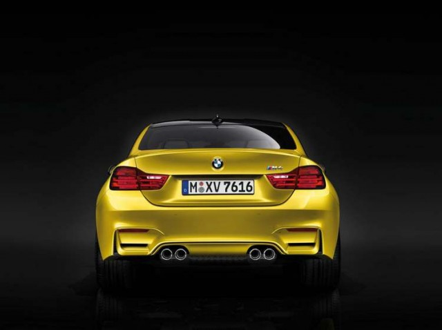 BMW M4 Coupe and M3 Saloon (10)