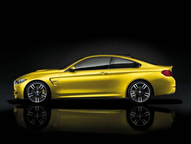 BMW M4 Coupe and M3 Saloon (9)