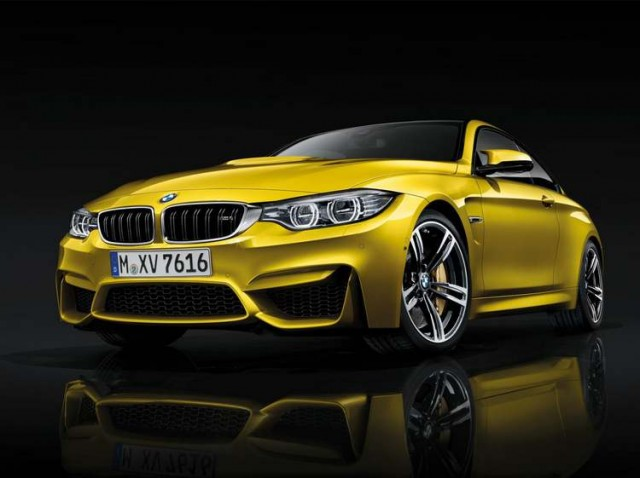 BMW M4 Coupe and M3 Saloon (19)