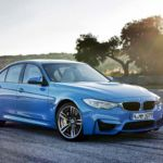 BMW M4 Coupe and M3 Saloon (5)