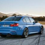 BMW M4 Coupe and M3 Saloon (4)