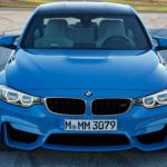 BMW M4 Coupe and M3 Saloon (3)