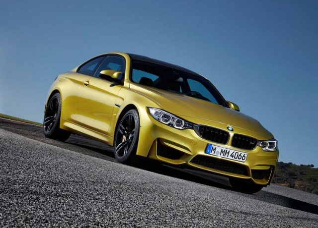 BMW M4 Coupe and M3 Saloon (16)