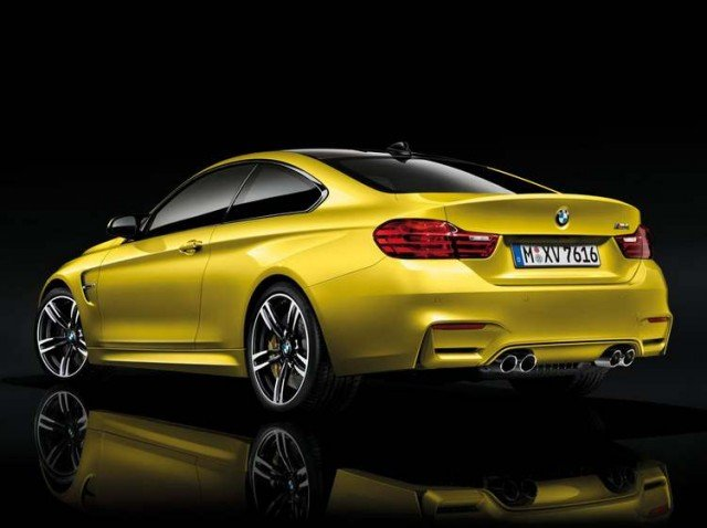 BMW M4 Coupe and M3 Saloon (15)