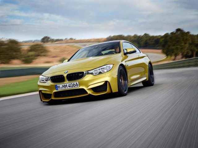 BMW M4 Coupe and M3 Saloon (14)