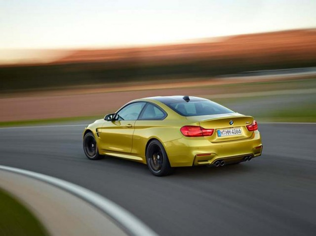 BMW M4 Coupe and M3 Saloon (12)