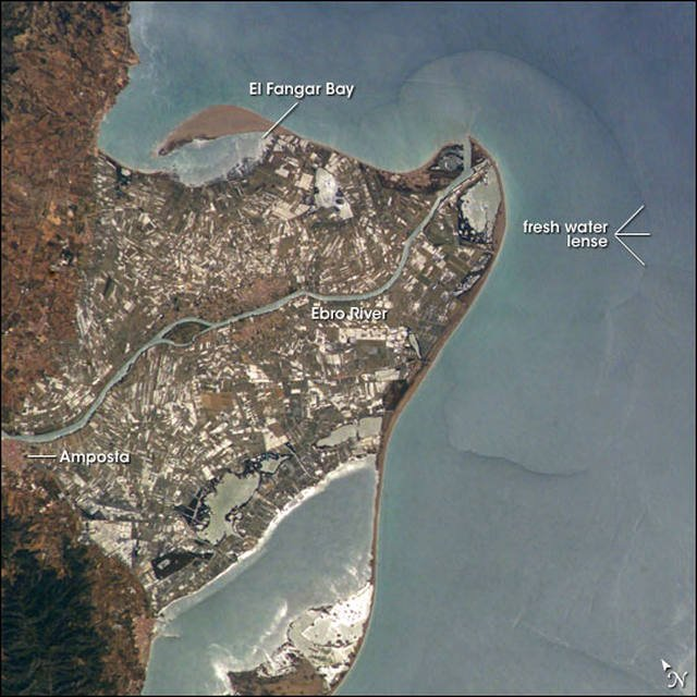 Beautiful Spain from Space (1)