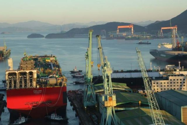 Biggest Ship in the world has floated 1