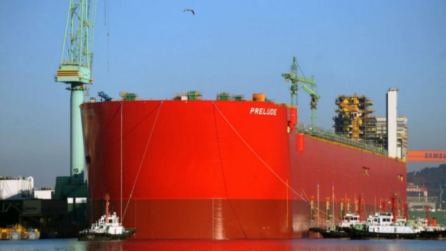 Biggest Ship in the world has floated 4