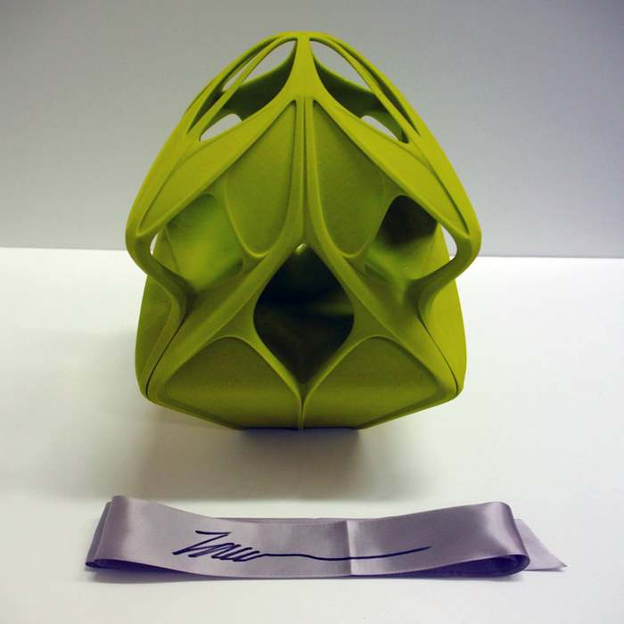 Christmas tree ornament by Zaha Hadid 1