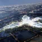 Dubai's Master Plan World Expo 2020 by HOK