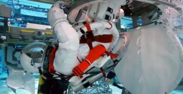 NASA testing lighter space suits for asteroids 2