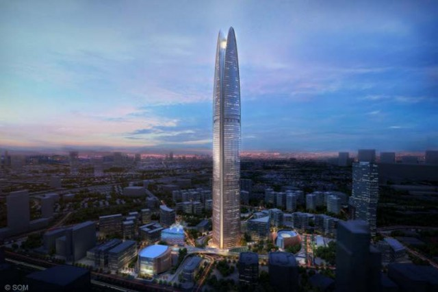 Pertamina Energy Tower generates its own power by SOM (1)