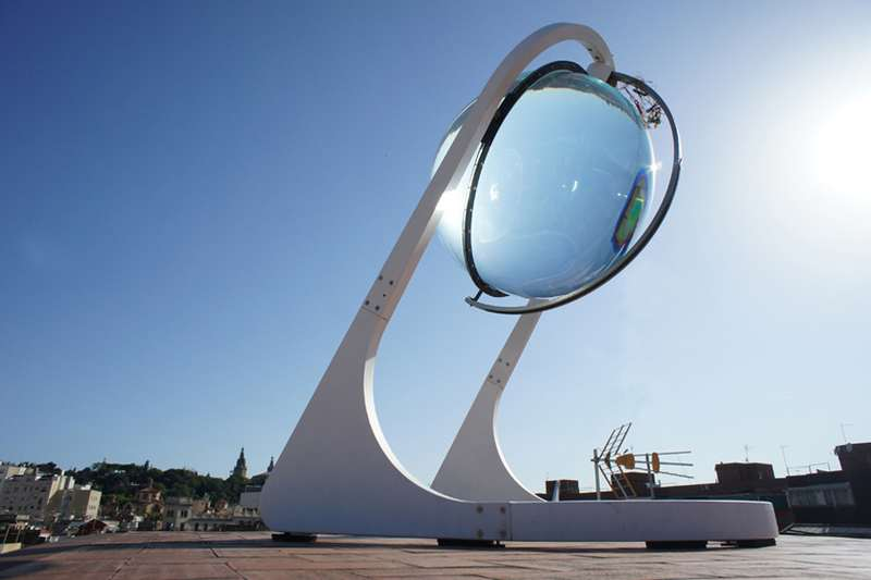 Rawlemon Spherical Glass Solar energy generator (7)