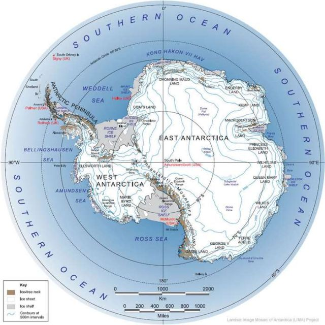 Reaching South Pole on foot (4)